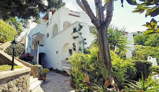 casa vacanze ischia villa panoramica